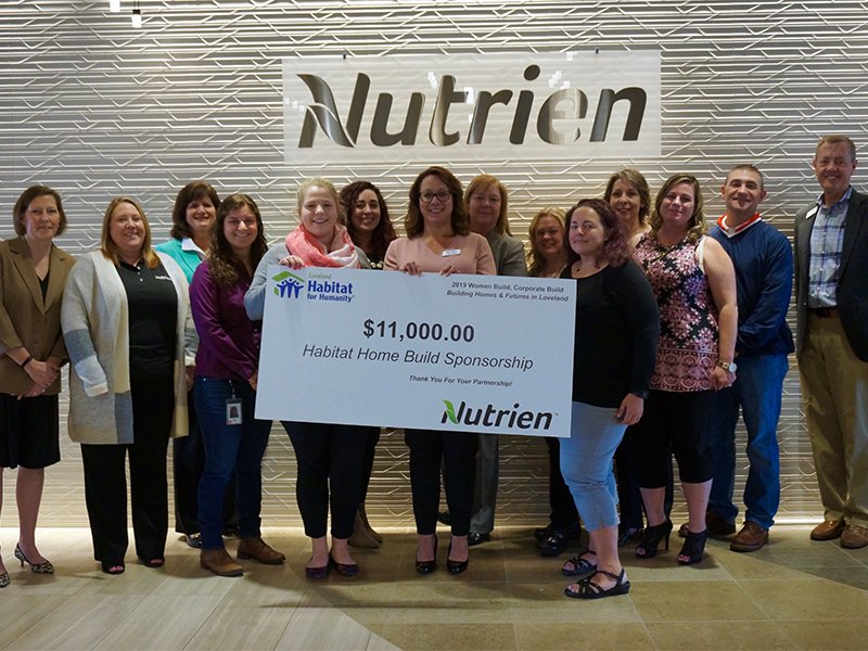 August's Donor Spotlight – Nutrien thumbnail
