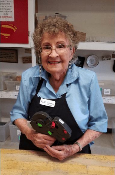 June Volunteer Spotlight: Connie Wahlers thumbnail