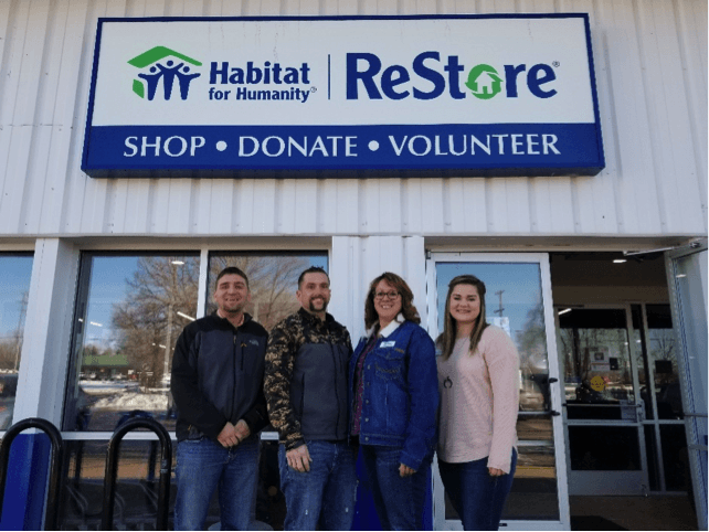Loveland Habitat for Humanity ReStore Partners with a CO-based Non-Profit, New Horizons Ministries thumbnail