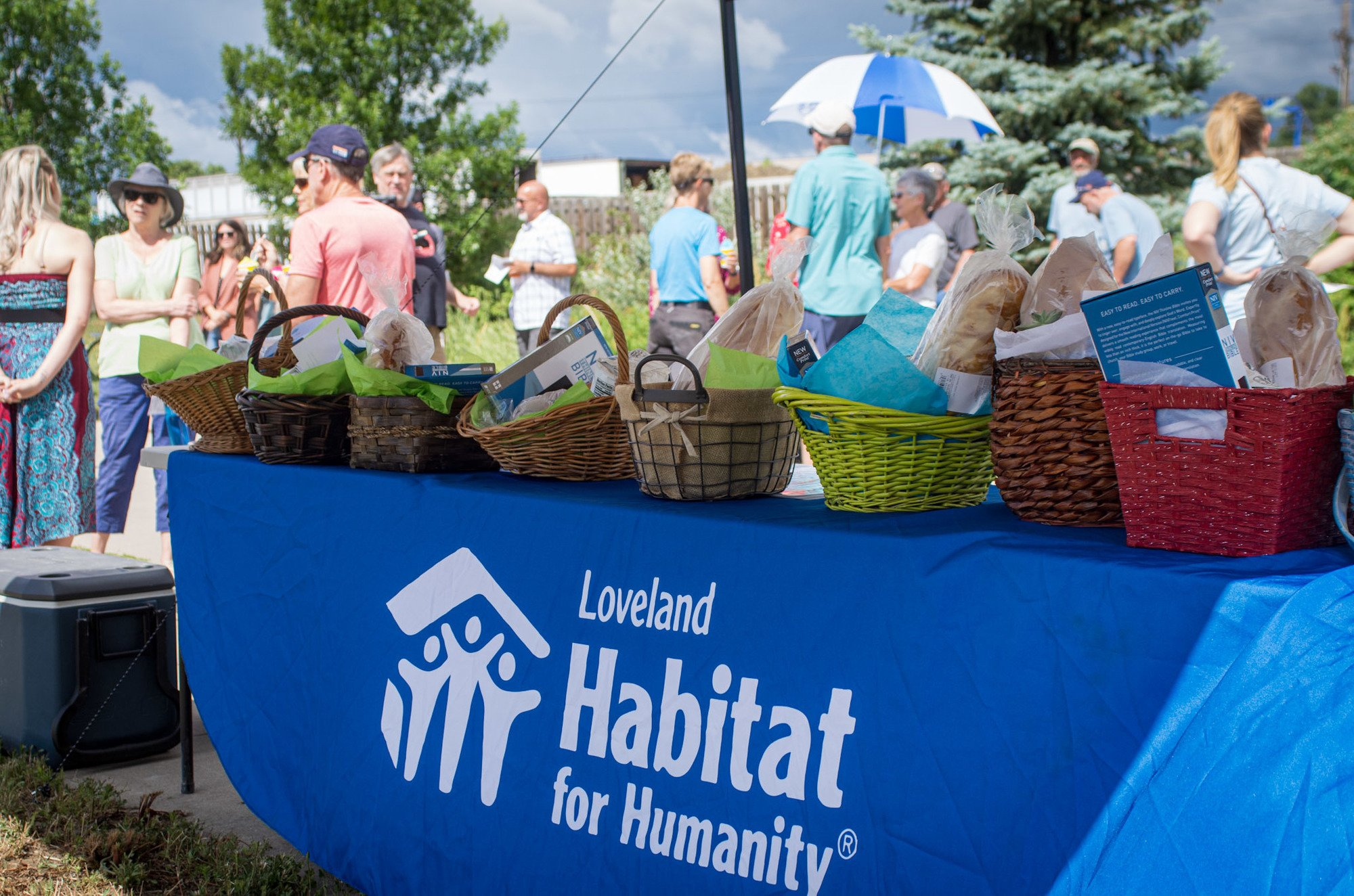 Loveland Habitat Dedicates 10 New Homes in First Ceremony since March 2020 thumbnail