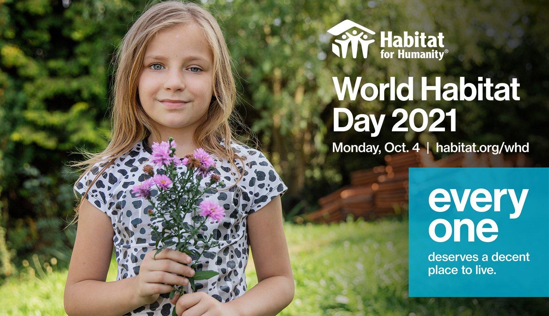 October 4th is World Habitat Day thumbnail