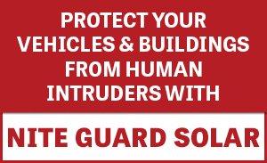 Nite Guard Solar banner