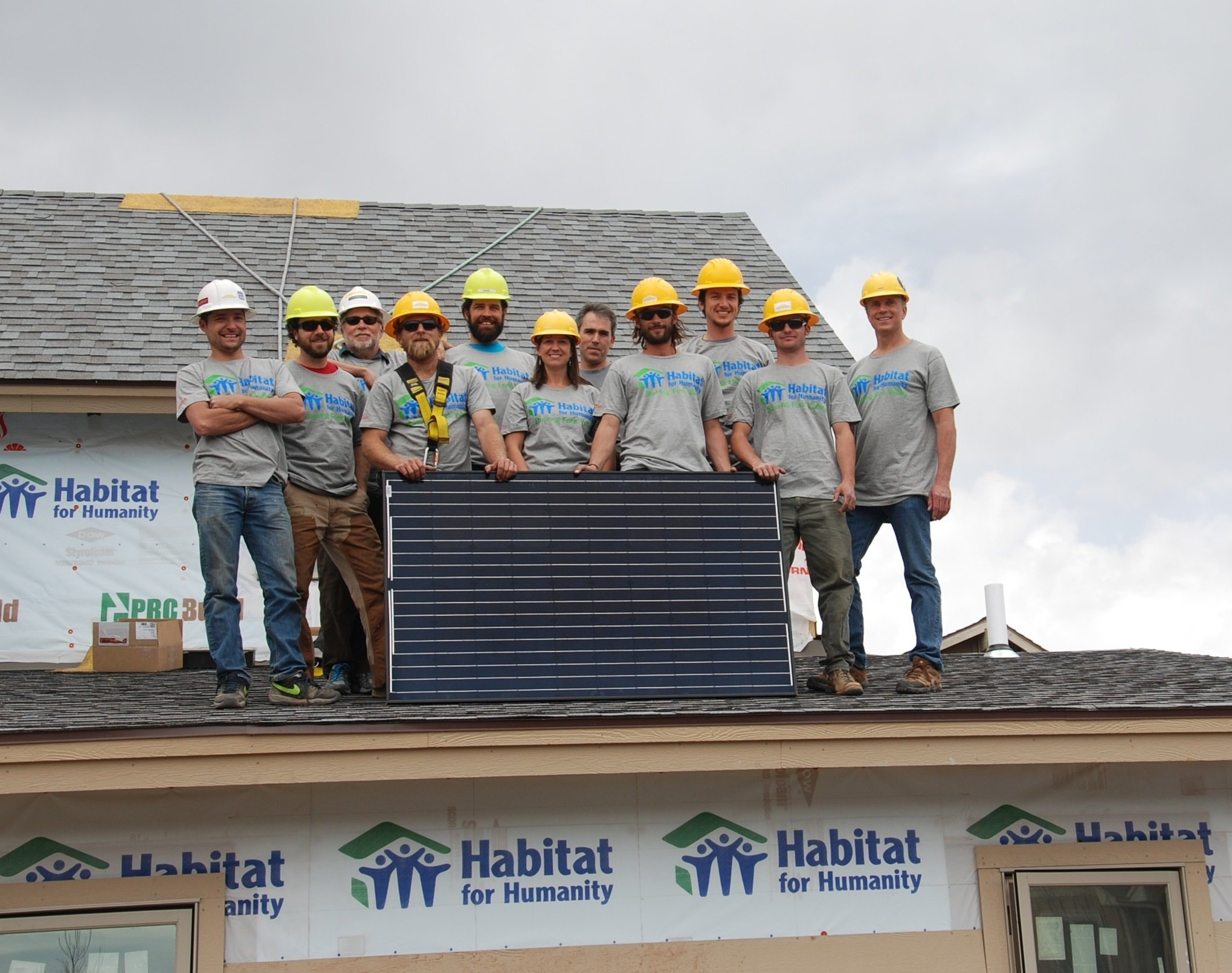 Celebrating Earth Day with Habitat for Humanity thumbnail