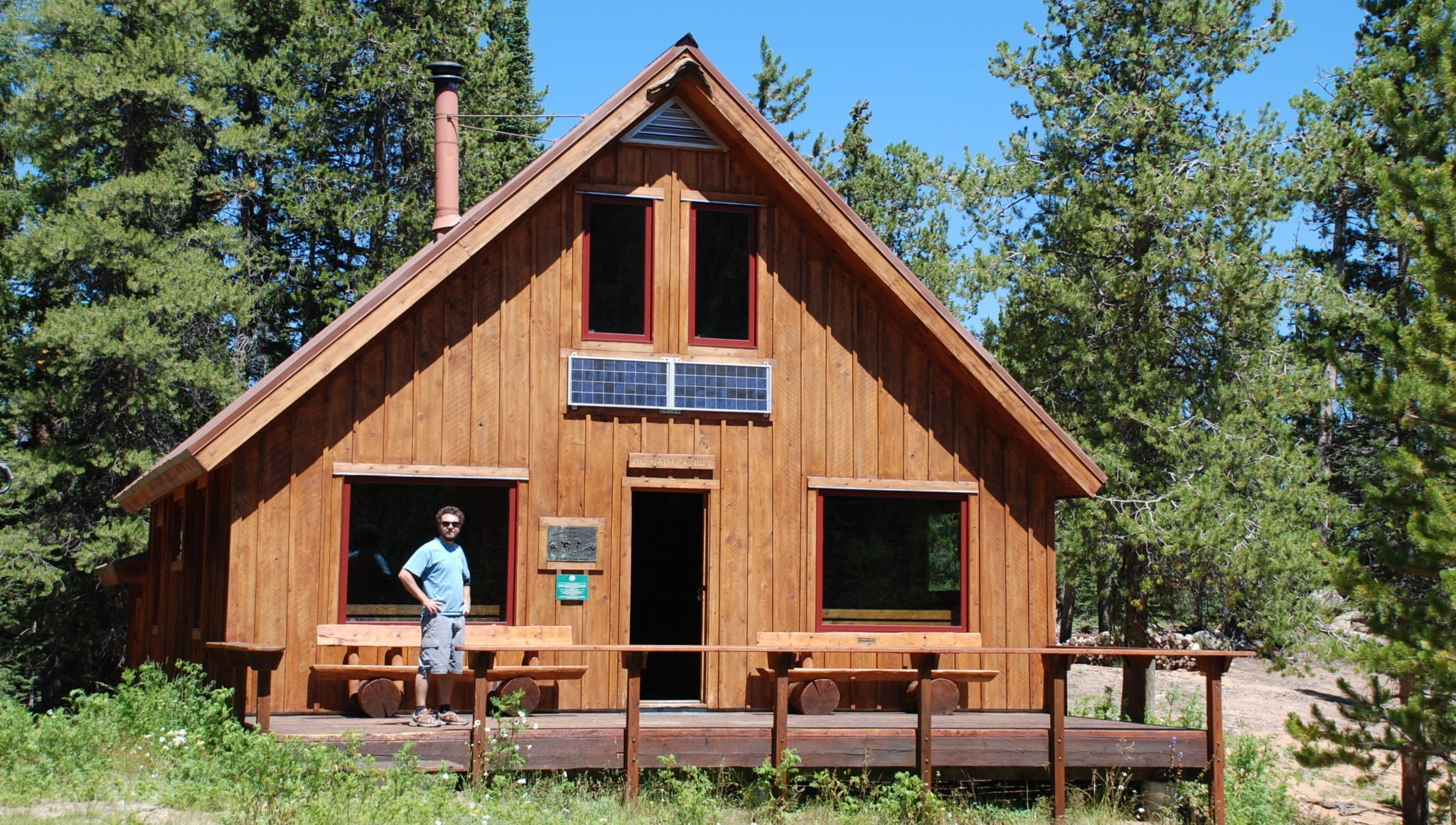 Sunsense Spotlight: Steven Haines, Off Grid Guru and Solar Maven thumbnail