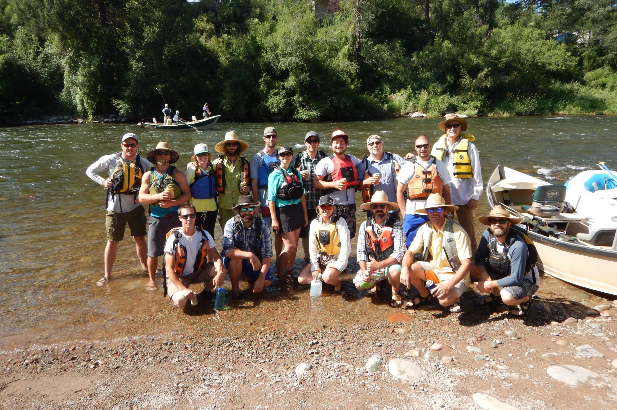 Rafting on the Roaring Fork: A Team Building Adventure thumbnail