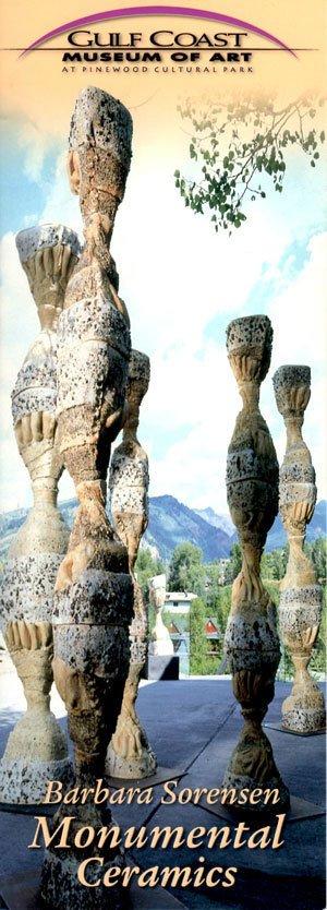 Barbara Sorensen: Monumental Ceramics thumbnail