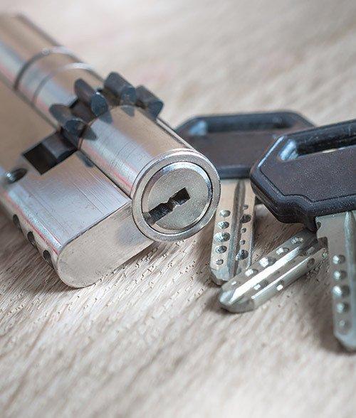 Lock Rekeying