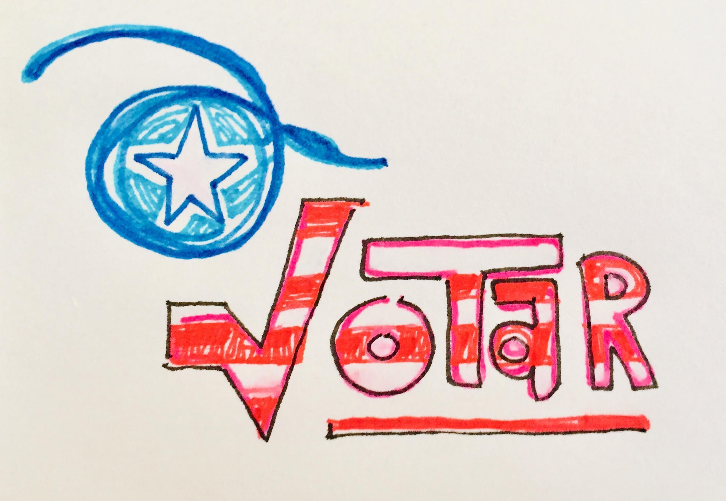 Ya es tarde para votar por correo pero aún hay tiempo para registrarte y votar en persona. thumbnail