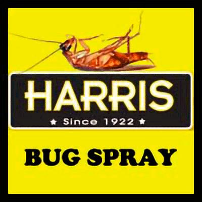 Harris Bug Spray thumbnail