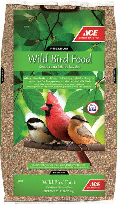 Ace Wild Bird Food thumbnail