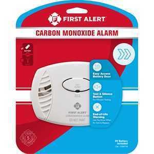 First Alert Carbon Monoxide Alarm thumbnail