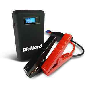 DieHard Automatic Battery Jump Starter thumbnail