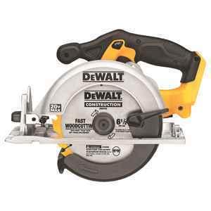 DeWalt® 20 Volt MAX Cordless Circular Saw thumbnail