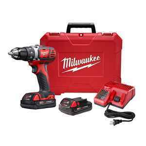 Milwaukee® M18 Cordless Compact Drill/Driver Kit thumbnail