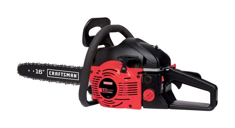 Craftsman® 16″ Gas Chain Saw thumbnail