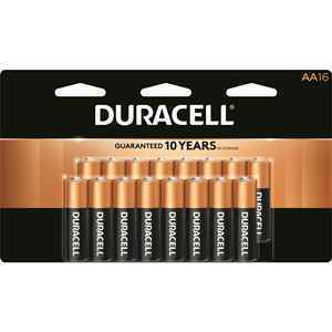 Duracell® Batteries AA or AAA thumbnail