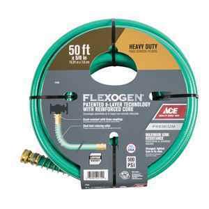 Ace 50′ x 5/8″ Flexogen® Premium Garden Hose thumbnail