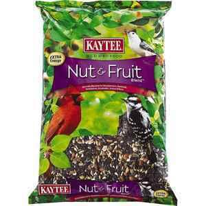 Kaytee Nut & Fruit Assorted Species Wild Bird Food Oil Sunflower 5 lb. thumbnail