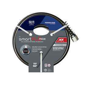 Ace Smart Flo Max 50'x5/8″ Premium Garden Hose thumbnail