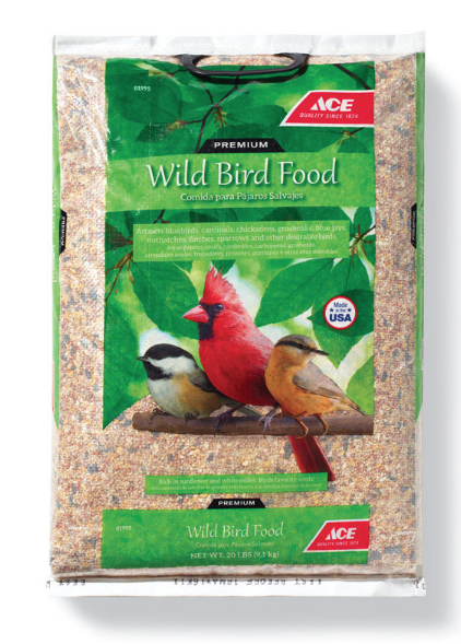 Wild Bird Food, 20 Lb. thumbnail