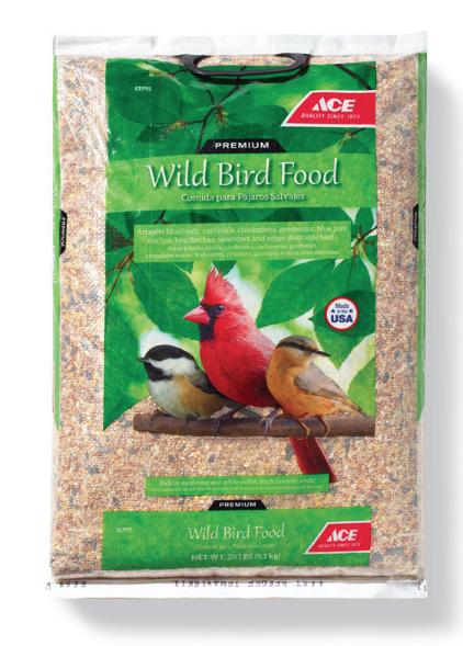 Wild Bird Food, 20 Lb. thumbnail