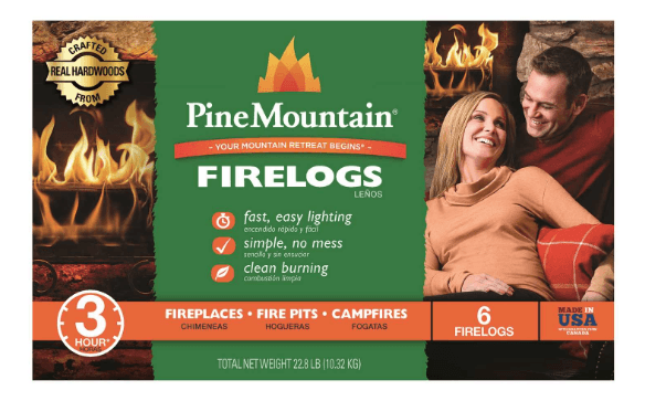 Fire Log 6 pk thumbnail