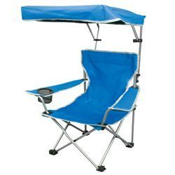 Quik Shade Canopy Folding Kid's Chair thumbnail