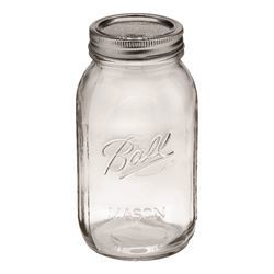 Ball Regular Mouth Qt. Jars, Bx/12 thumbnail