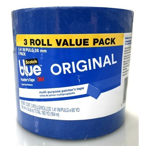 Scotch Blue Multi-Purpose Painter's Tape 3/pks thumbnail