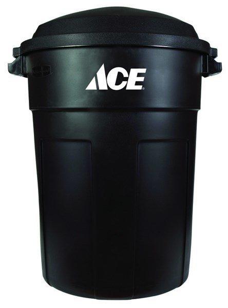 Ace 32 gal. Plastic Garbage thumbnail