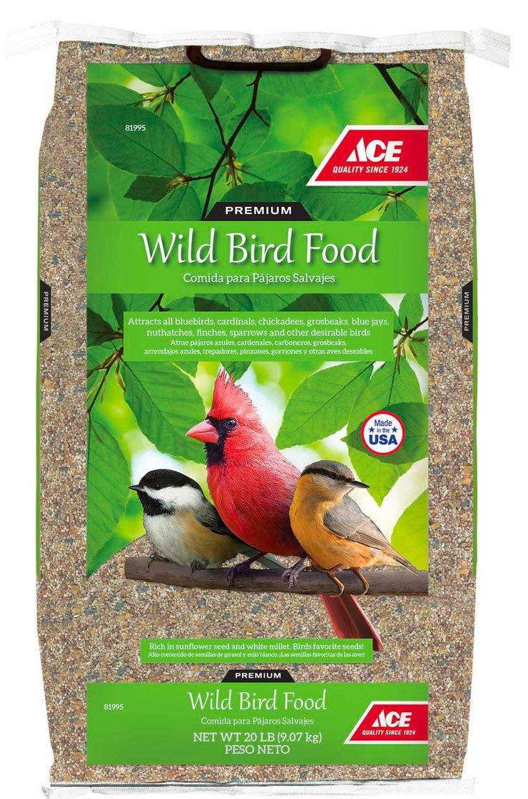 Wild Bird Food