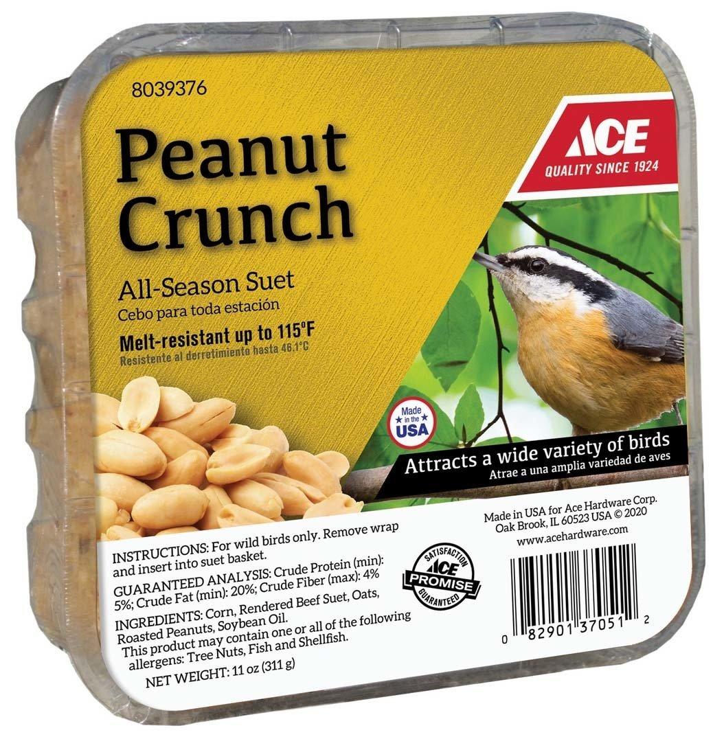Peanut Crunch Suet