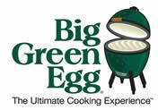 Big Green Egg lineup at VerImage o Beach Hardware - Vero Beach, FL