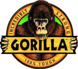 Gorilla Glue logo at Vero Beach Hardware - Vero Beach, FL