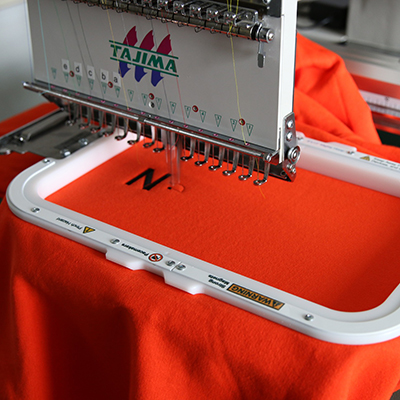 Custom Embroidery & Screen Printing thumbnail