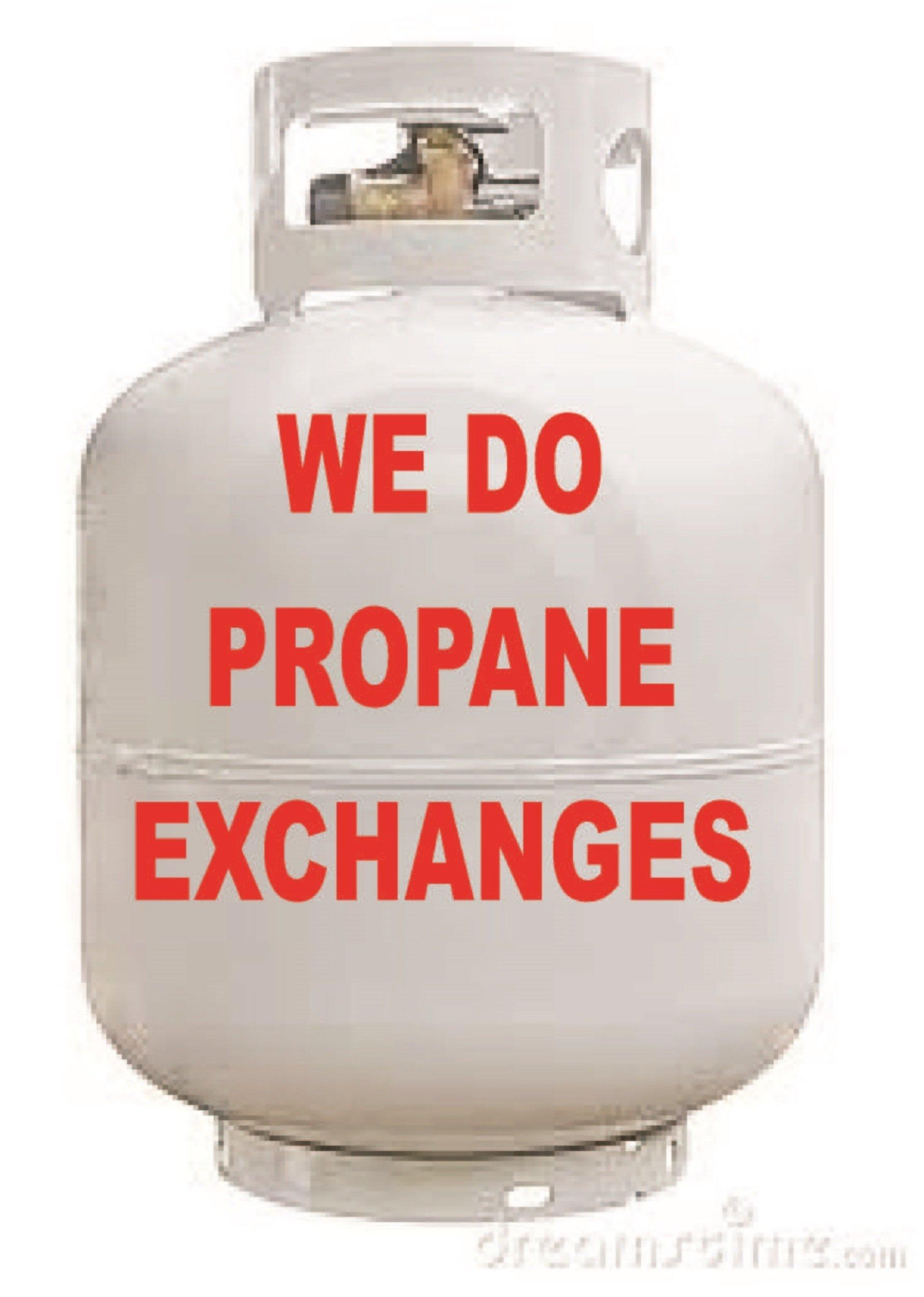 Propane Tank Exchange thumbnail