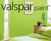 Image of a Valspar Paint ad