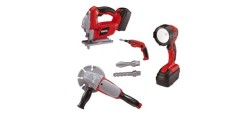 Picture of multiple Craftsman electronic tools