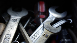 Image of wrenches