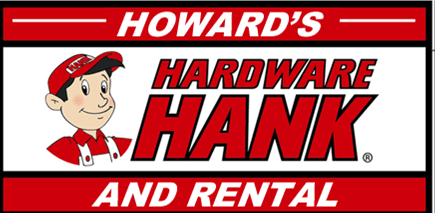 Howards Hardware Hank