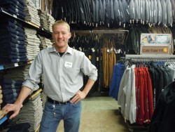 Chris - Dakota Workwear Store Manager