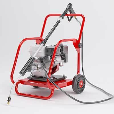 Pressure Washer Rental thumbnail