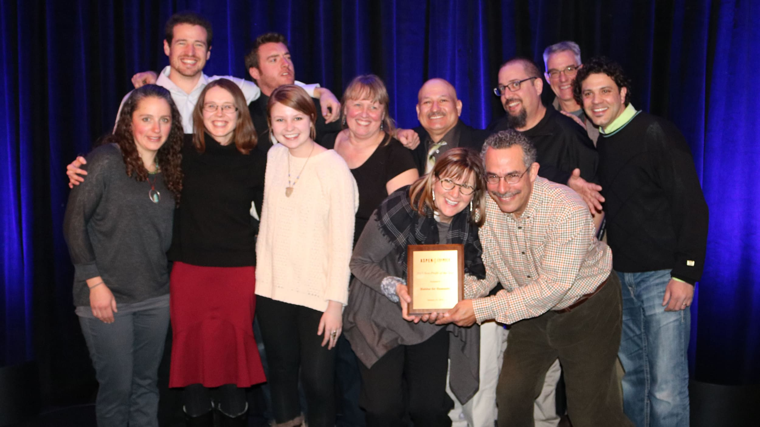 Why We Were Named Non-Profit of the Year