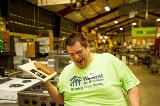 ASPEN TIMES – Grant helps Habitat For Humanity Roaring Fork integrate disabled workers into community thumbnail