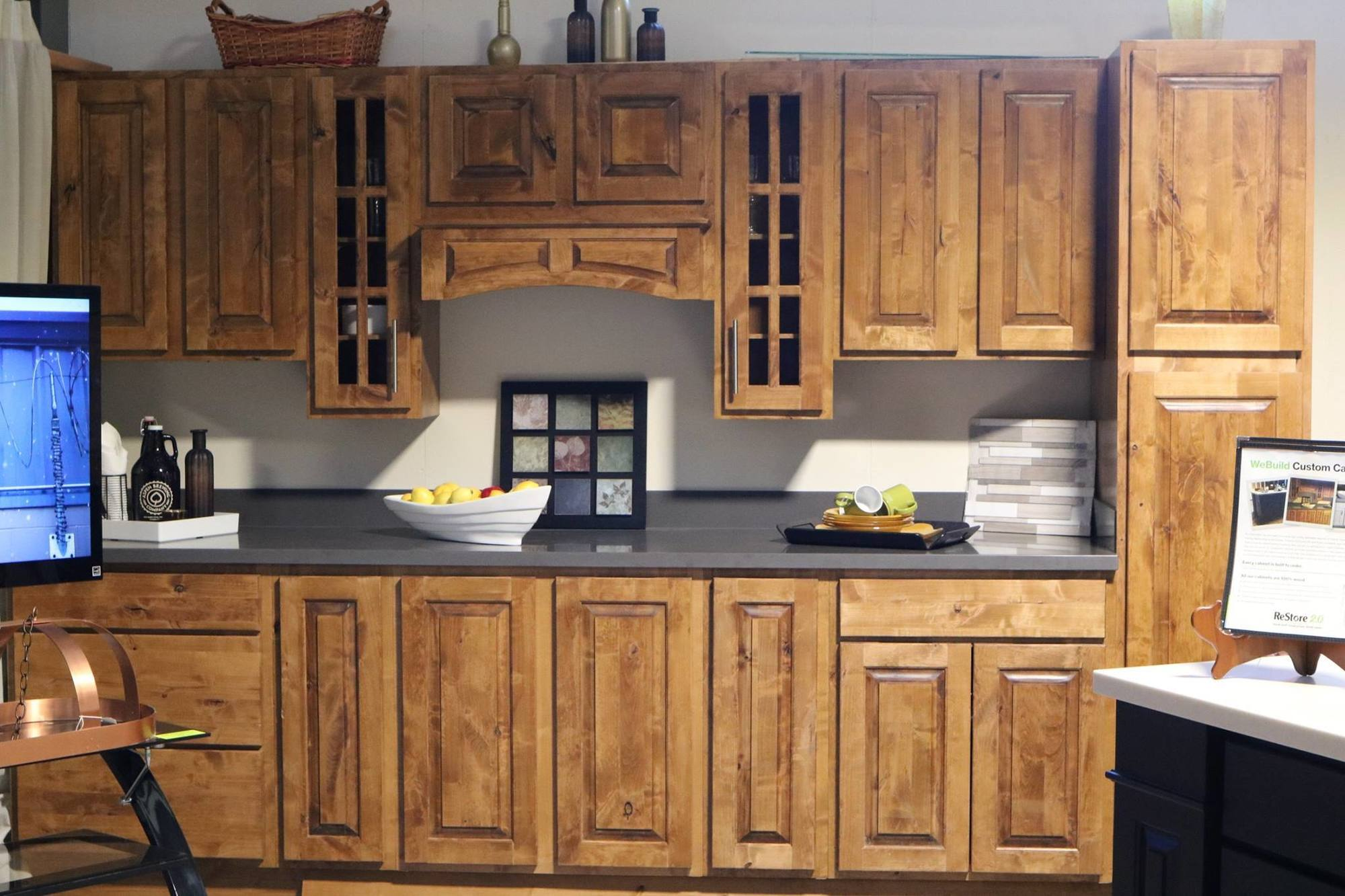 ReStore 2.0 Offers Custom Cabinets Thanks To WeBuild