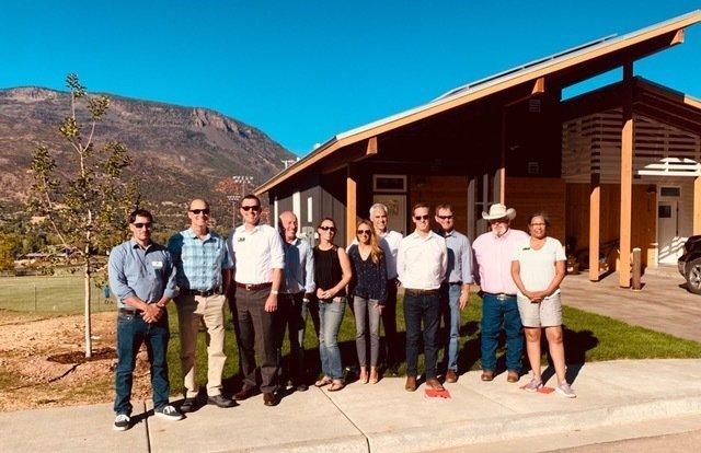 Basalt Vista Legislative Visit thumbnail